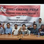 KPMPB Desak Presiden Bersihkan PSSI Dari Gurita Mafia Bola
