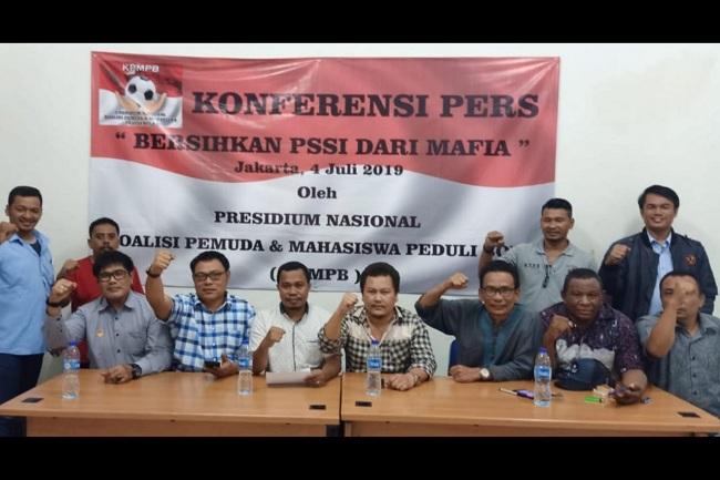 KPMPB Berharap KLB PSSI Lahirkan Ketua Umum Bukan Mafia Bola