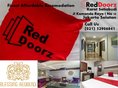 Red Doorz Karet Setiabudi